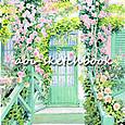 花の美術館 バラのドア